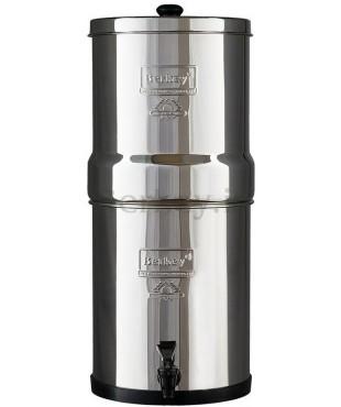 BIG BERKEY : Depuratore d'acqua a gravità - modello da 8,5 litri (Rif. :  BK4X2-BB).