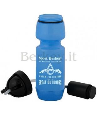 SPORT BERKEY : Depuratore d'acqua -  Modello da 0,6 litro - Vista filtro (Rif. : SPRT).
