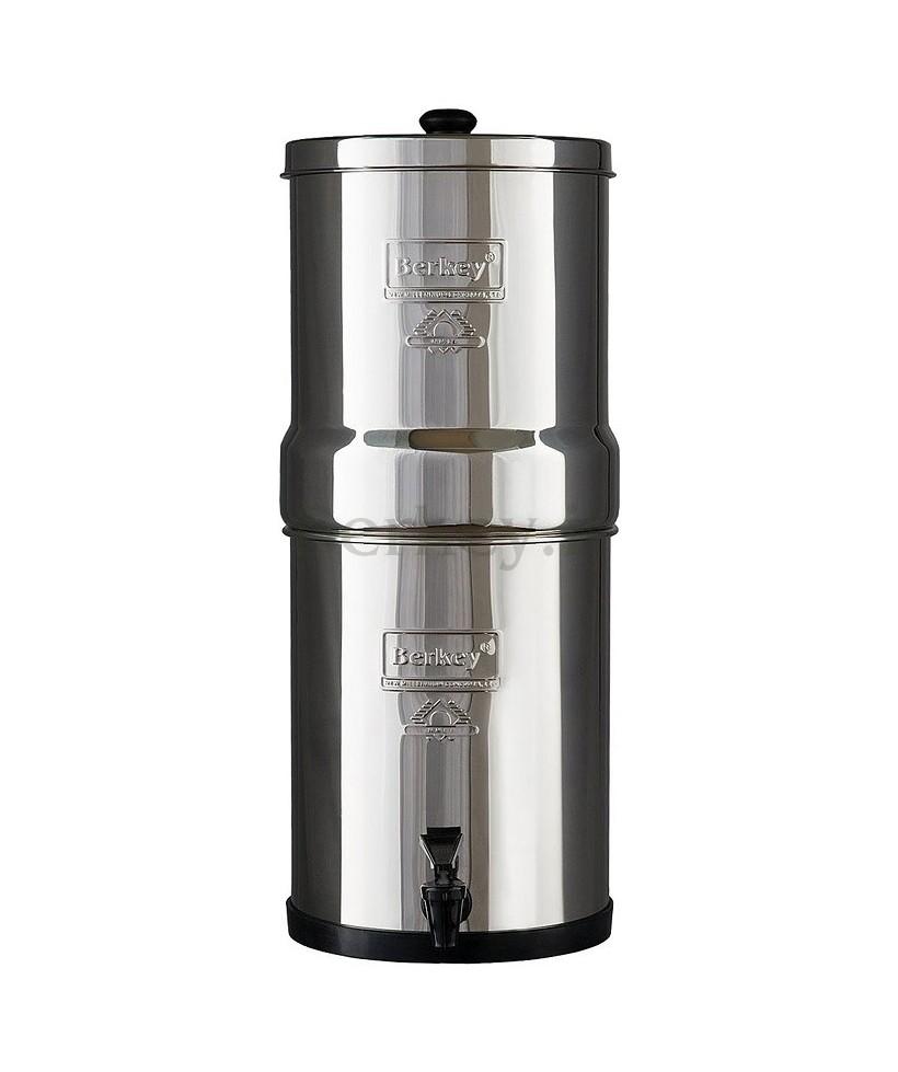 ROYAL BERKEY : Depuratore d'acqua a gravità - Modello da 12,3 litri (Rif. :  RB4X2-BB).