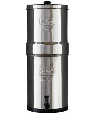 IMPERIAL BERKEY : Depuratore d'acqua a gravità - Modello da 17 litri (Rif. :  IMP6X2-BB).